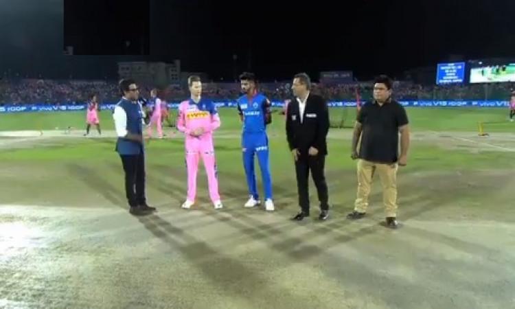 IPL 2019:  राजस्थान रॉयल्स बनाम दिल्ली कैपिटल्स, प्लेइंग XI की पूरी लिस्ट देखिए Images