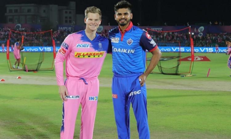 Delhi Capitals vs Rajasthan Rajasthan