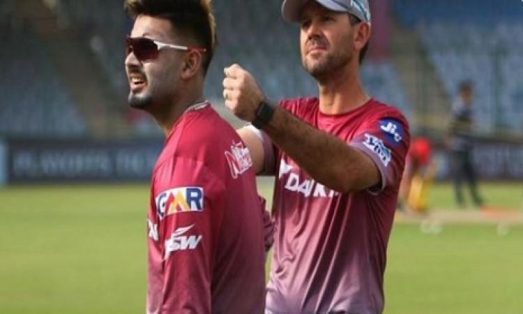 दिल्ली कैपिटल्स IPL 2019 के पॉइट्स टेबल में नंबर 2 पर कैसे पहुंची, रिकी पोंटिंग ने बताई वजह Images