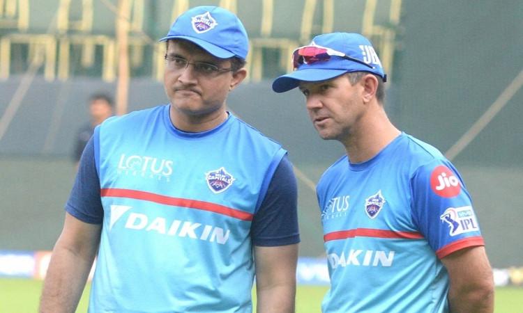 Ricky Ponting,Sourav Ganguly