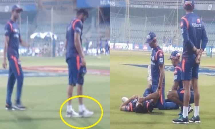 BREAKING क्रिकेट फैन्स के लिए बुरी खबर, रोहित शर्मा को लगी चोट, जानिए आगे के IPL मैच खेलेंगे या नहीं