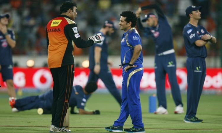 Sachin Tendulkar+VVS Laxman