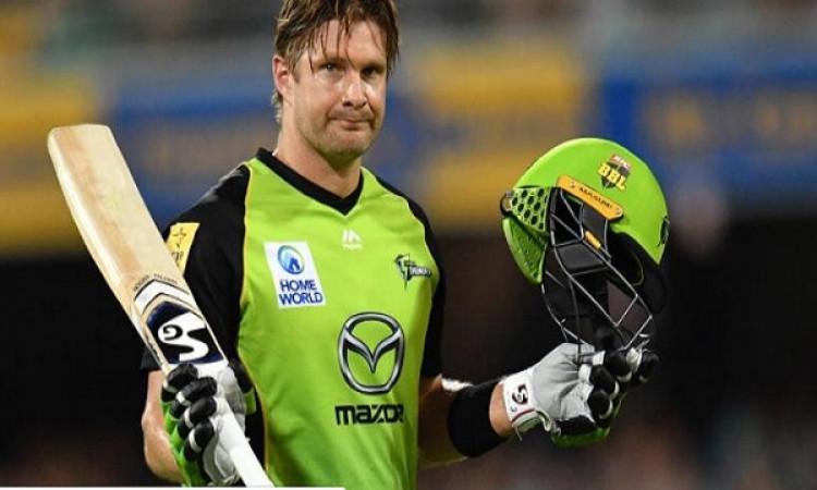 शेन वॉट्सन ने लिया बिग बैश लीग से संन्यास, अब नहीं खेलेंगे यह ऑस्ट्रेलियाई टी-20 लीग Images