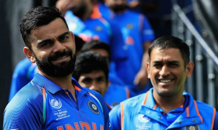 Skipper Virat Kohli needs MS Dhoni as anchor: BCCI man On Cricketnmore
