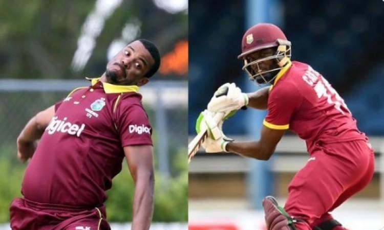 वर्ल्ड कप से पहले वेस्टइंडीज की टीम इन टीमों के साथ खेलेगी त्रिकोणीय वनडे सीरीज, टीम घोषित Images