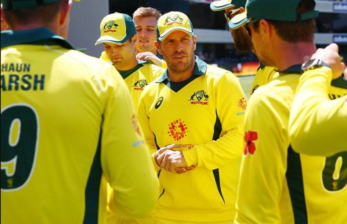 Australia's 15-man squad for 2019 World Cup