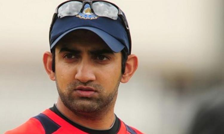 गंभीर का ऐलान, वर्ल्ड कप में नंबर 4 पर बल्लेबाजी के लिए इससे अच्छा बल्लेबाज कोई नहीं मिल सकता है Ima