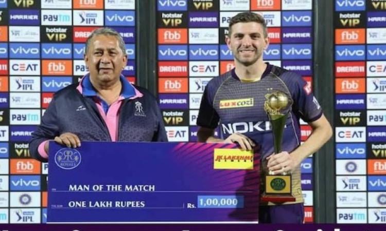 कोलकाता नाइट राइडर्स का यह गेंदबाज जिस भी टीम के साथ खेलता है वो टीम बनती है चैंपियन ! Images