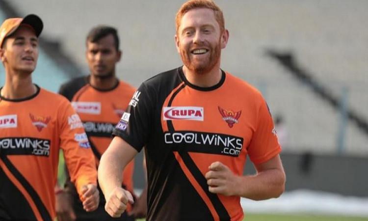 फैन्स के लिए बुरी खबर, जॉनी बेयरस्टो इस तारीख को छोड़ेंगे सनराइजर्स हैदाराबाद  टीम का साथ Images