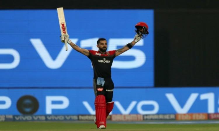 RECORDS: विराट कोहली ने जड़ा तूफानी शतक,  टी-20 क्रिकेट में बना डाले एक साथ इतने सारे रिकॉर्ड Images