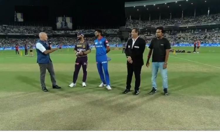 केकेआर बनाम दिल्ली कैपिटल्स, KKR की टीम में काफी बदलाव, देखिए प्लेइंग XI की पूरी लिस्ट Images