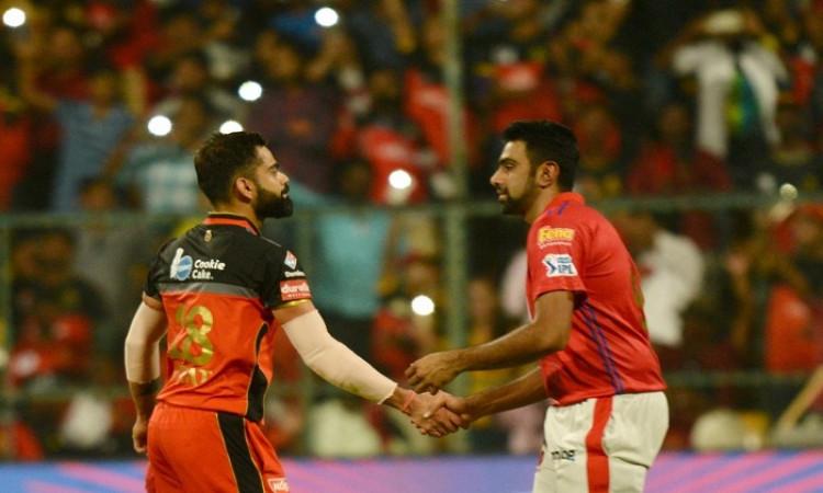 virat kohli and R Ashwin