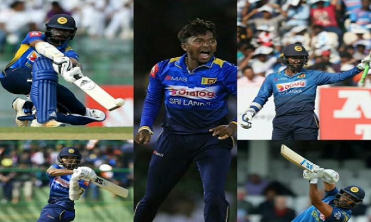 वर्ल्ड कप के लिए श्रीलंकाई टीम ने किया खिलाड़ियों की सूची का ऐलान, देखिए पूरी लिस्ट, कैसी है ? Image