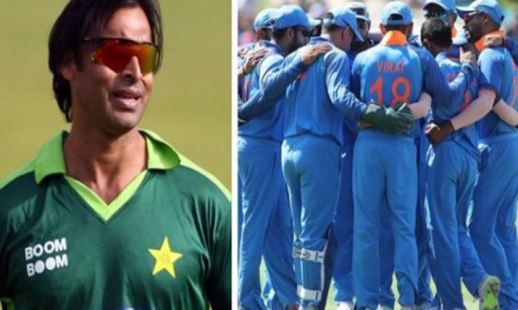 शोएब अख्तर ने वर्ल्ड कप को लेकर की भविष्यवाणी, भारतीय टीम नहीं जीत सकती खिताब ! Images