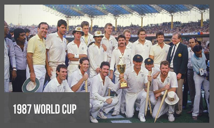 1987 Cricket World Cup Overview