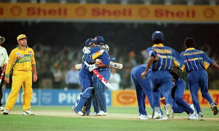 ICC Cricket World Cup Tactics