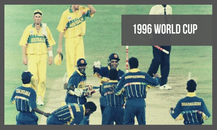 1996 Cricket World Cup Overview