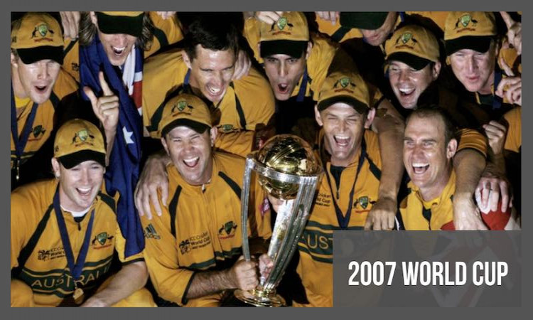 2007 Cricket World Cup Overview
