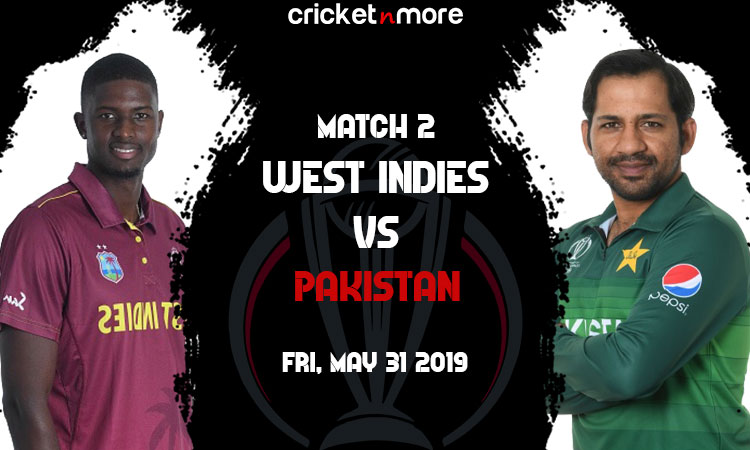 Pakistan and West Indies