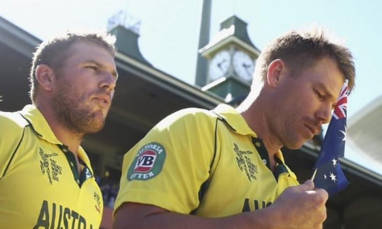 एरॉन फिंच ने दिया बयान, इस कारण वर्ल्ड कप का खिताब जीत सकती है ऑस्ट्रेलियाई टीम Images