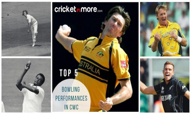 Best Bowling Performances in CWC