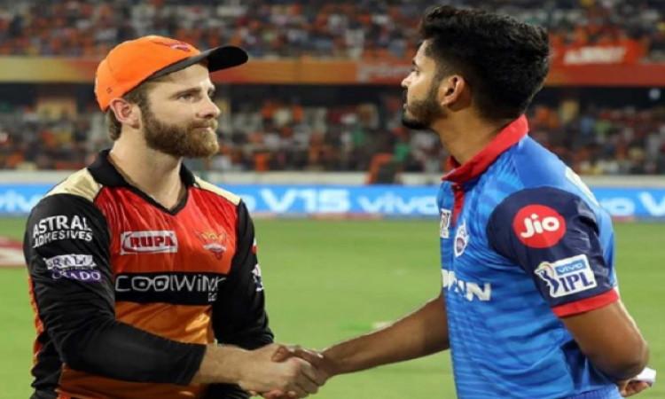 IPL एलिमिनेटर: दिल्ली कैपिटल्स- सनराइराइजर्स हैदराबाद एक दूसरे को हराकर क्वालीफायर 2 में जाना चाहेगी