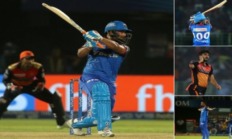 IPL 2019 एलिमिनेटर: सनराइजर्स हैदराबाद को रोमांचक अंदाज में दो विकेट से दिल्ली ने हराया, यह खिलाड़ी