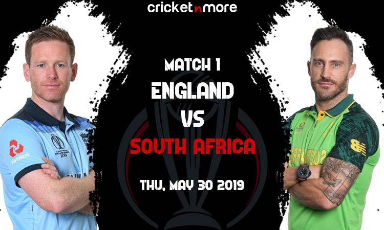 England vs South Africa Live Updates