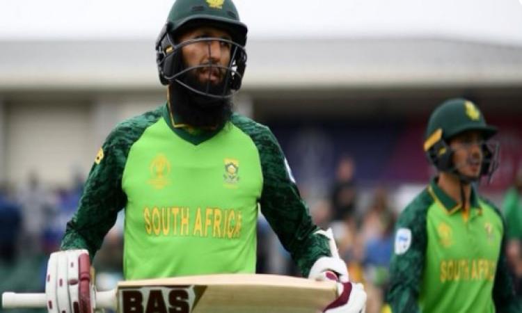 साउथ अफ्रीका-वेस्टइंडीज वार्म अप मैच बारिश के कारण रद्द, लेकिन हाशिम अमला की शानदार बल्लेबाजी Images