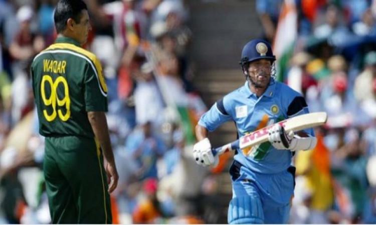 वर्ल्ड कप 2019 में भारत - पाकिस्तान सुपरहिट मैच से पहले होगा ऐसा कमाल, फैन्स के लिए खुबखबरी Images
