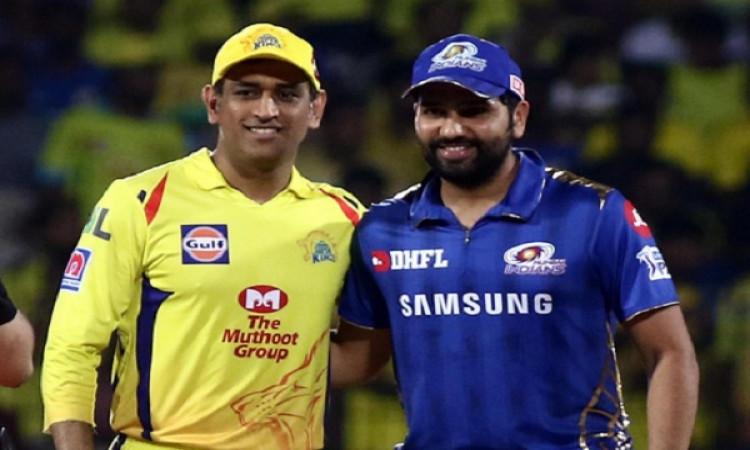 IPL 2019 फाइनल: चेन्नई सुपर किंग्स Vs मुंबई इंडियंस, जानिए मैच से जुड़ी LIVE UPDATES Images