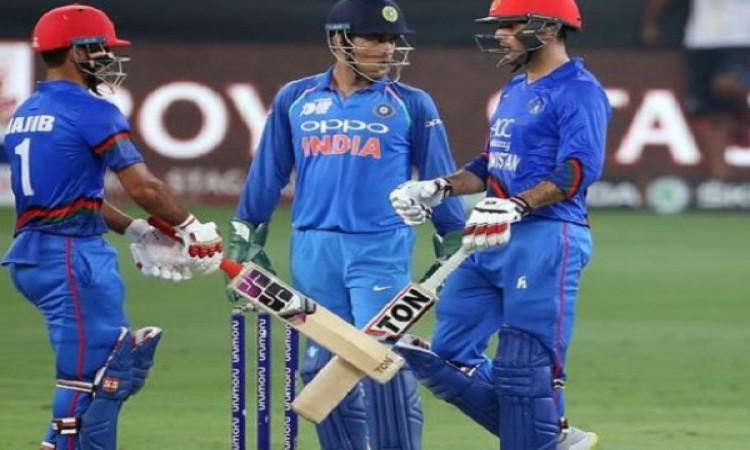 वर्ल्ड कप 2019 में भारतीय टीम का पांचवां मैच अफगानिस्तान से, जानिए कब और कहां होगा मैच, दिलचस्प आंकड
