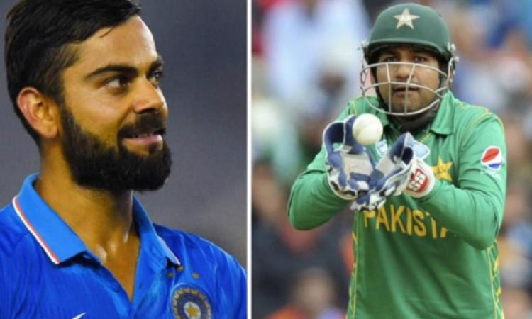 वर्ल्ड कप 2019 में भारतीय टीम का चौथा मैच पाकिस्तान से, जानिए कब और कहां होगा मैच, दिलचस्प आंकड़े Im
