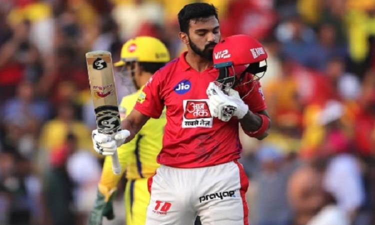 IPL 2019: केएल राहुल की आतिशी पारी ने चेन्नई को धोया, सीएसके को मिली 6 विकेट से हार Images