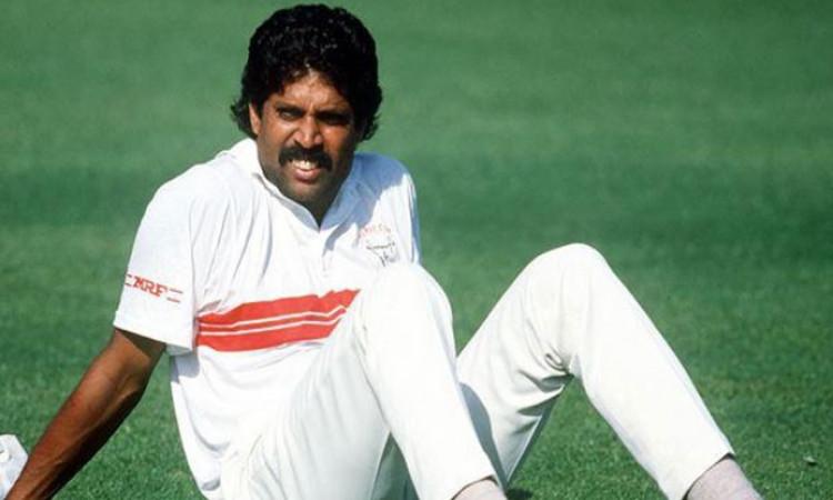 Kapil Dev's sporting spirit 1987 World Cup