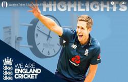 Pakistan vs England 5th ODI