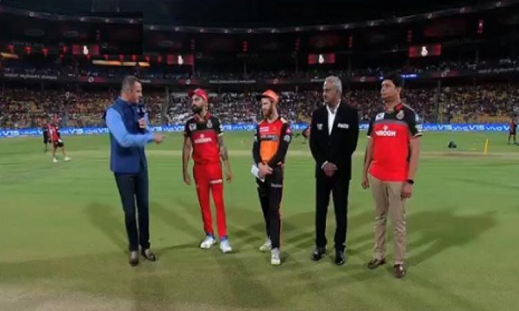 IPL 2019: बैंगलोर बनाम हैदराबाद, दोनों टीमों के प्लेइंग XI में बदलाव, जानिए प्लेइंग XI Images