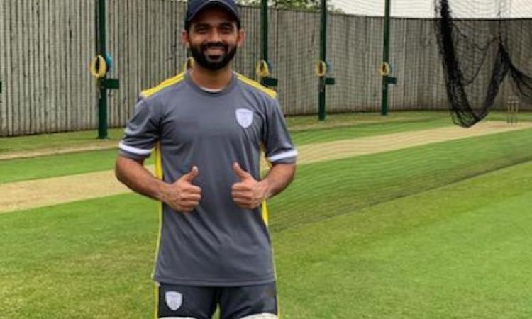 वर्ल्ड कप की टीम में शामिल ना होने के बाद भी रहाणे ने टीम इंडिया के लिए कही ऐसी बात, जानिए Images