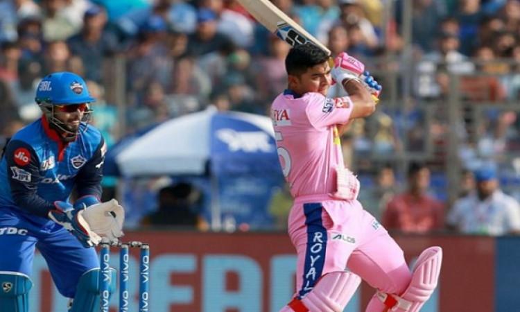 रियान पराग ने अर्धशतक जमाकर आईपीएल में बना दिया बड़ा रिकॉर्ड, ऐसा करने वाले पहले बल्लेबाज बने Images