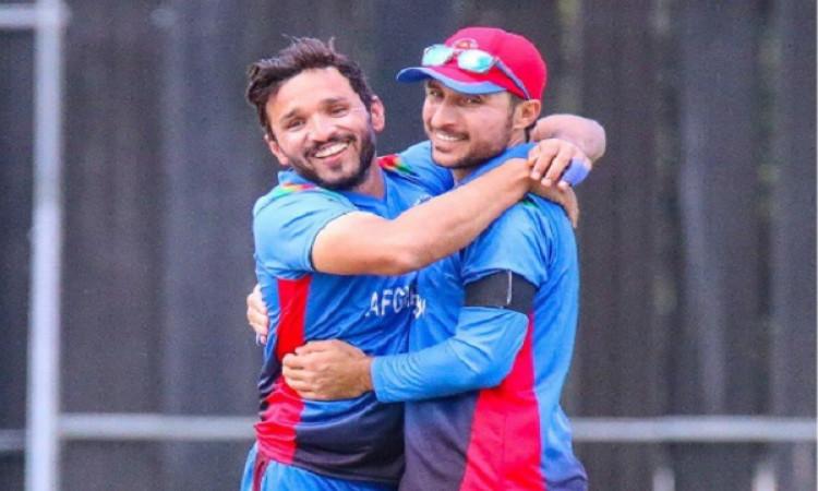 अफगानिस्तान ने स्कॉटलैंड को डकवर्थ-लुईस नियम के अधार पर 2 रनों से हराया, इस खिलाड़ी का रहा दमदार परफ