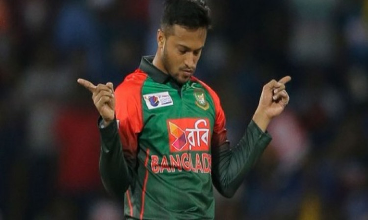 वर्ल्ड  कप से पहले बांग्लादेश के ऑलराउंडर शाकिब अल हसन को मिली बड़ी खुशखबरी, हुआ उनके साथ ऐसा Images