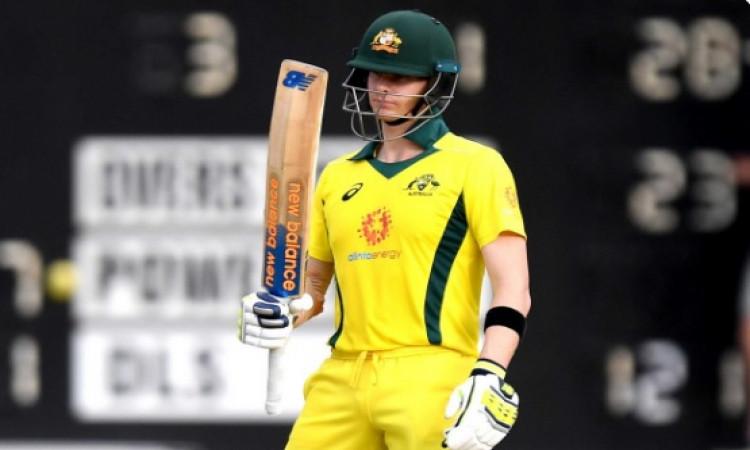 न्यूजीलैंड के खिलाफ अभ्यास मैच स्मिथ, मैक्सवेल ने खेली धमाकेदार पारी, ऑस्ट्रेलिया को दिलाई जीत Image