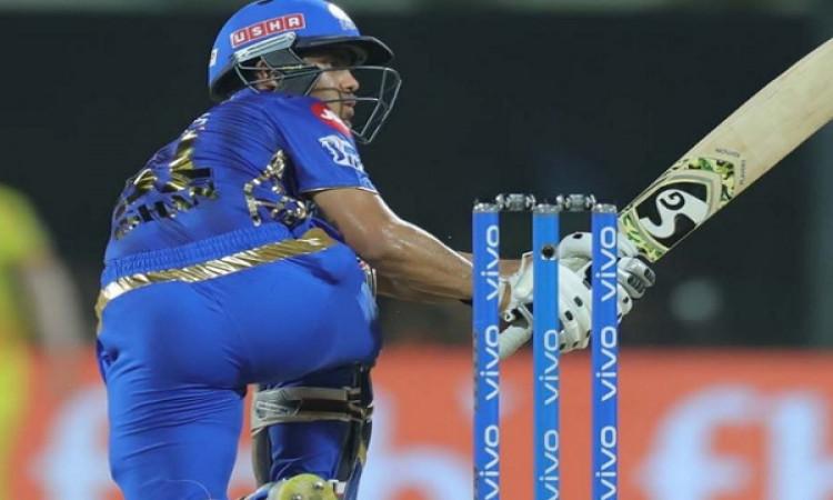 पहले क्वालीफायर में मुंबई इंडियंस ने चेन्नई को 6 विकेट से हराकर आईपीएल के फाइनल में किया प्रवेश, ये
