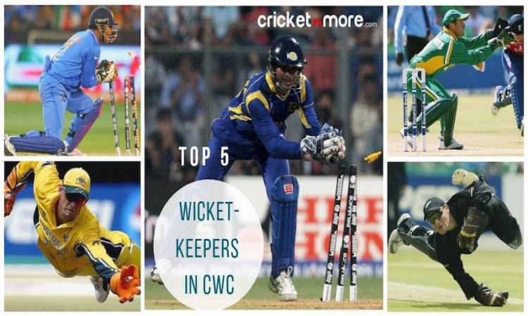 Top Wicket-keepers in CWC