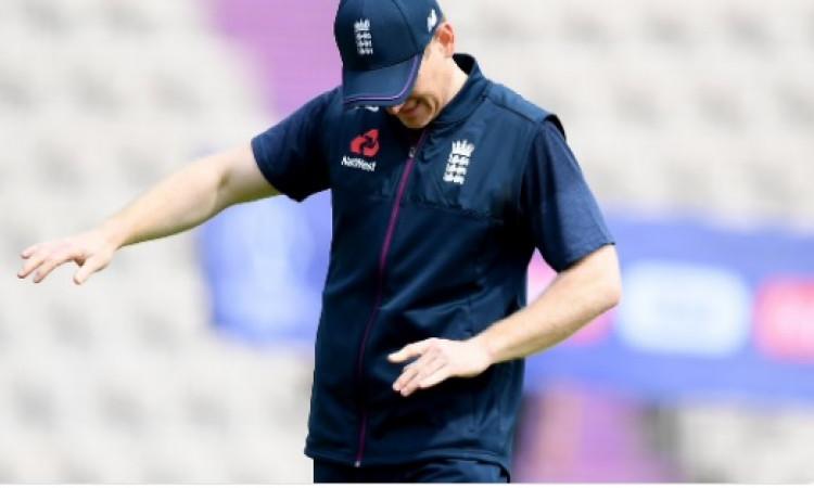 इंग्लैंड को झटका,  इयोन मोर्गन के बाद अब यह खिलाड़ी भी हुआ चोटिल Images