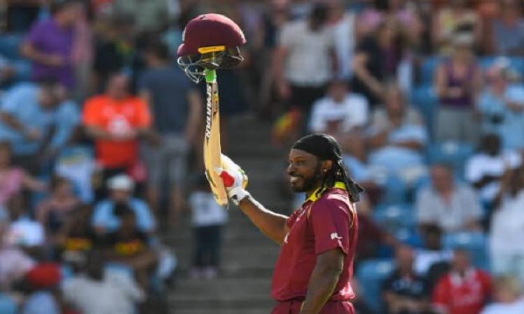 आईपीएल के तुरंत बाद क्रिस गिल के लिए खुशखबरी, वर्ल्ड कप में टीम वेस्टइंडीज के बनाए गए उपकप्तान Image