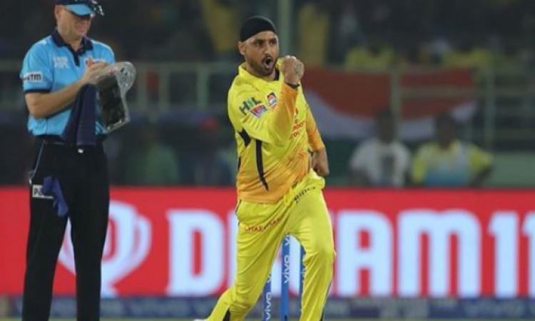 आईपीएल में हरभजन सिंह की गेंदबाजी से खुश हुए ब्रेट ली, दिल खोलकर की तारीफ Images