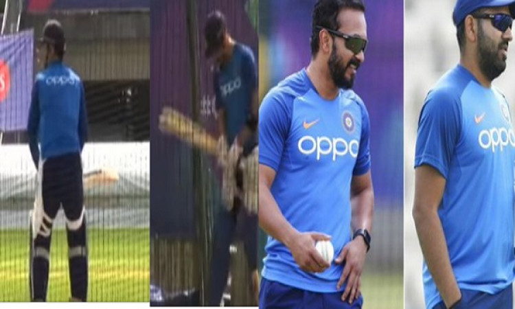 VIDEO साउथ अफ्रीका के खिलाफ मैच में केदार जाधव की होगी प्लेइंग XI में एंट्री, विजय शंकर का क्या होगा
