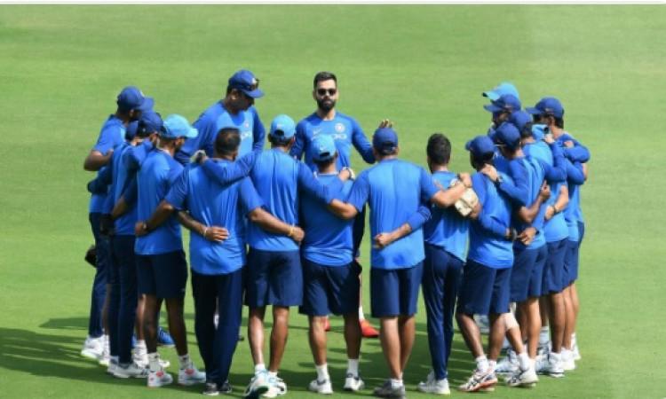 भारत vs न्यूजीलैंड, 4th Warm-up game: मैच से जुड़ी लाइव अपडेट्स Images