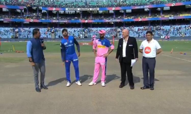 IPL 2019: दिल्ली कैपिटल्स बनाम राजस्थान रॉयल्स, प्लेइंग XI की पूरी लिस्ट Images